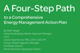 A Four-Step Path to a Comprehensive Energy Management Action Plan
