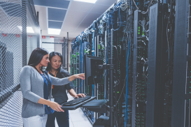 Data Center Back-up Batteries: Options and Lifecycle Costs