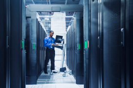 Data Center Efficiency: Reducing Electrical Power Consumption
