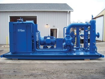 Compressed Air VI: Seven Steps to Better Efficiency