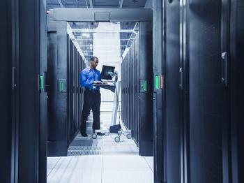 Enhancing Large UPS Efficiency